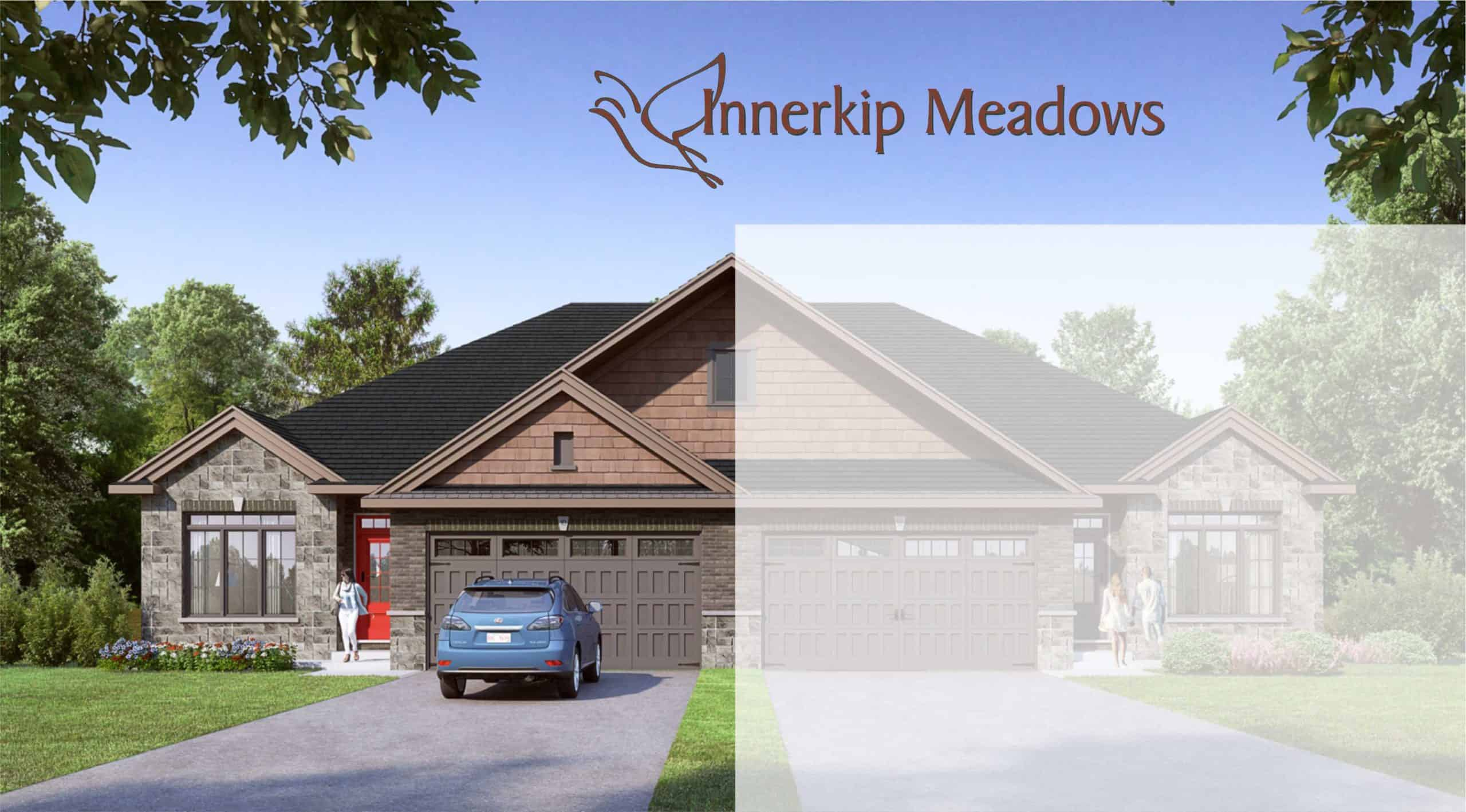 The Lakefield front elevation